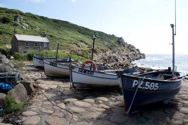 Fishing Village | Cornwall Holiday Parks